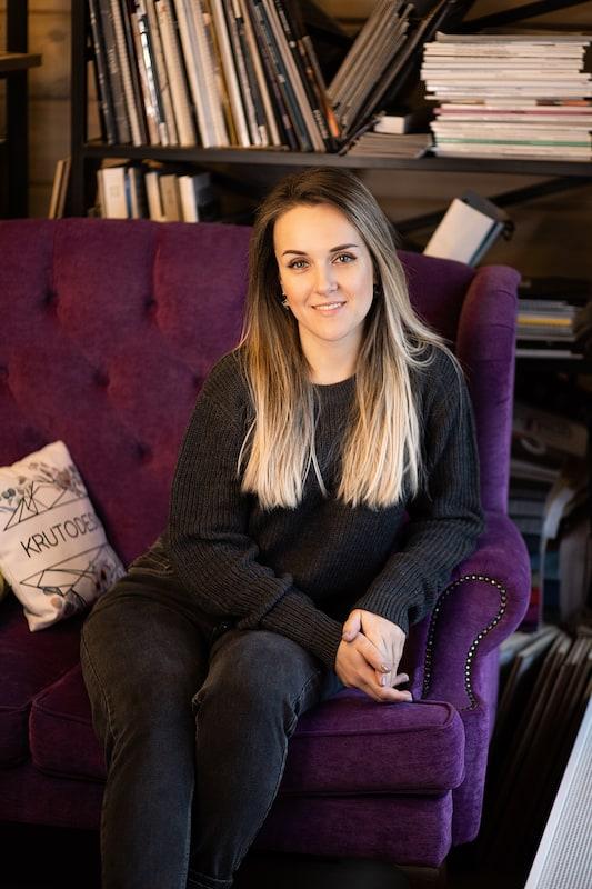 Анна Андрияш - дизайнер интерьера
