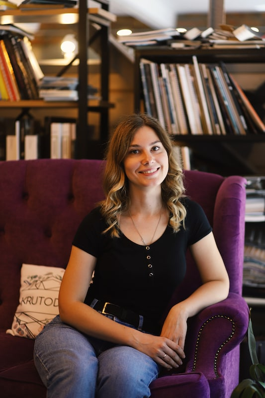Анастасия Лепихова - дизайнер интерьера